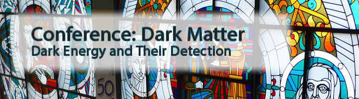 Conference in Novosibirsk, Russia: Dark Matter. Dark Energy and Their Detection